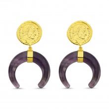 Coin Amethyst