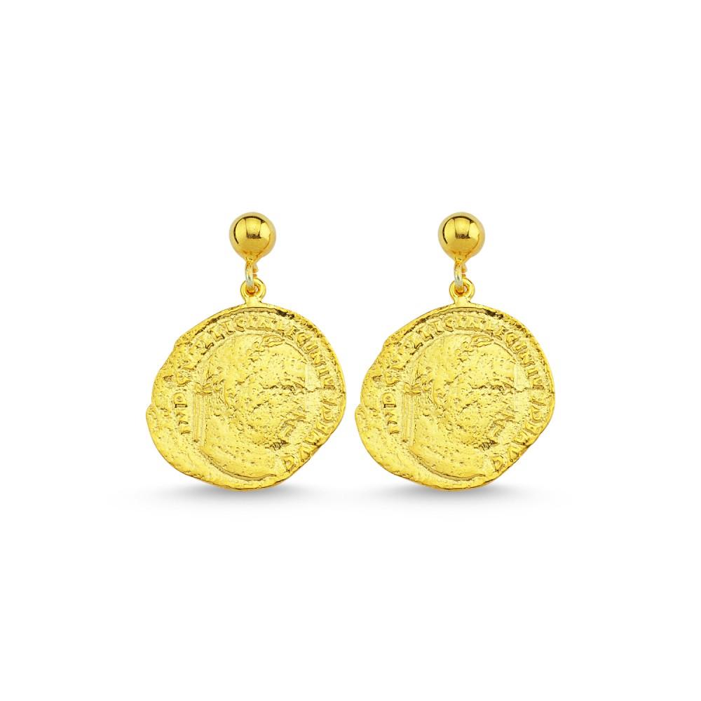 Coin 2 Earrings
