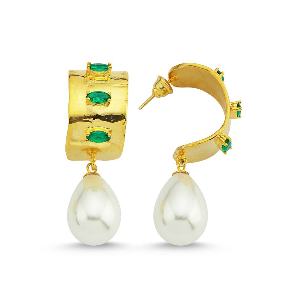 Troya Pearl 1 Earrings