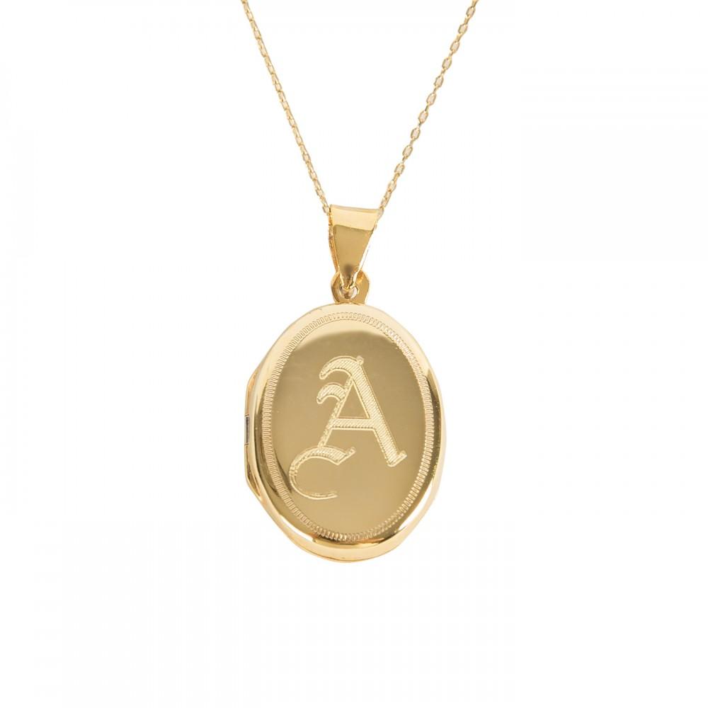 Mini Frame Necklace