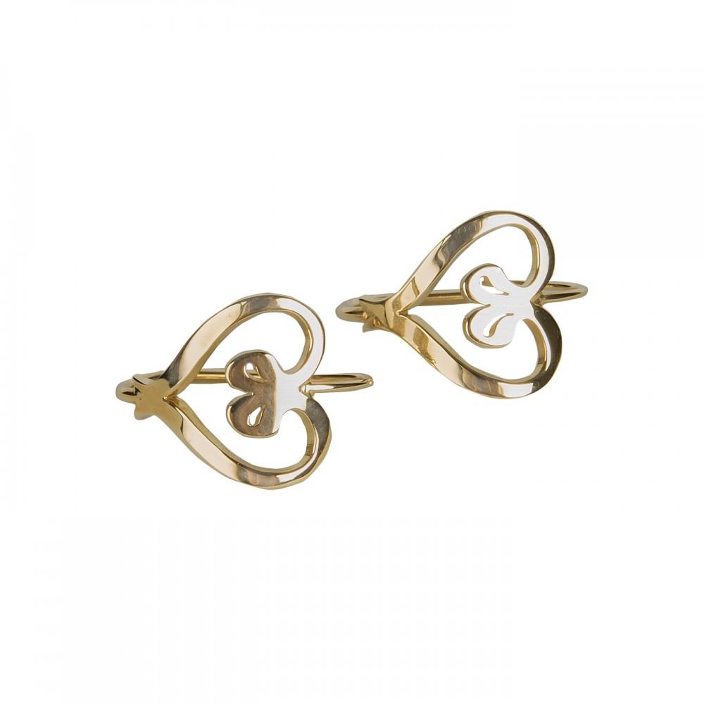 Vav Earrings